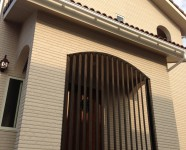 新居浜市で長期優良住宅の玄関写真