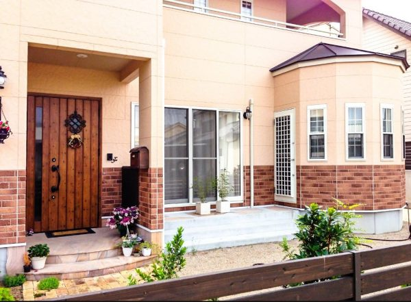 新居浜市で可愛い家の写真