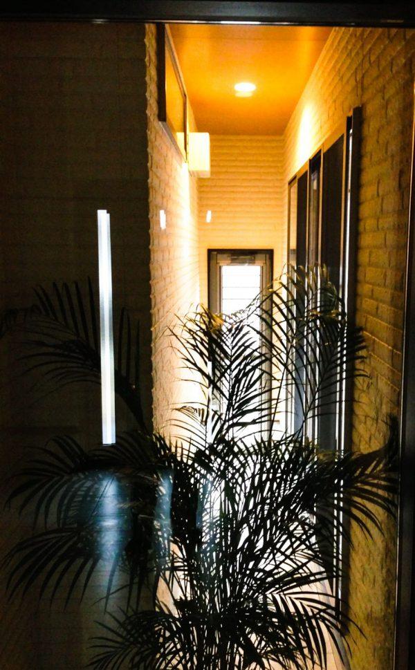 新居浜市で良い工務店が建てた内装の写真