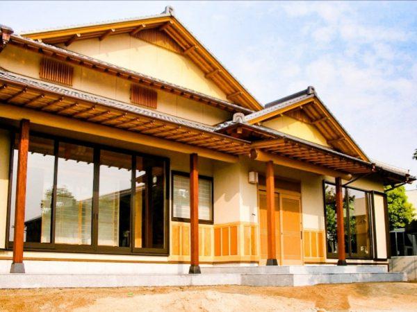 西条市で土地から建てた家の写真