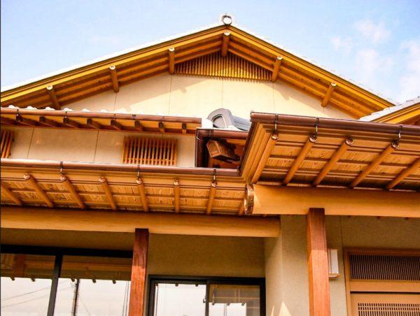 西条市で土地から建てた家の外観写真