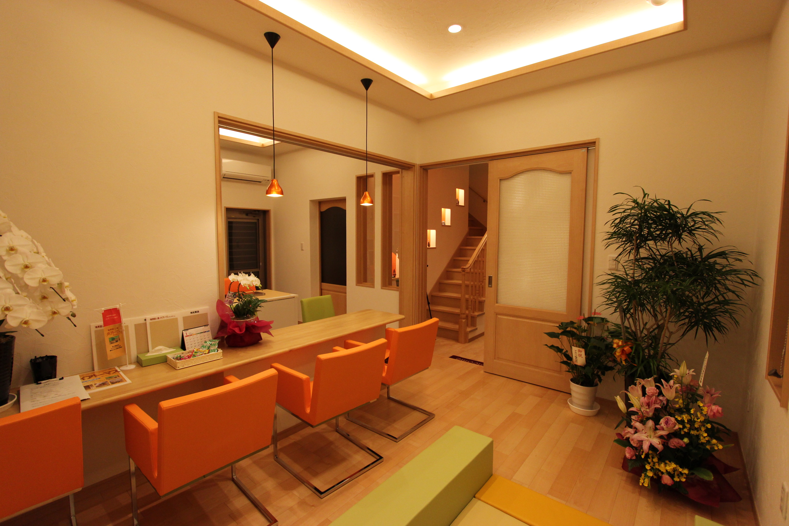 四国中央市で耐震住宅の内装写真