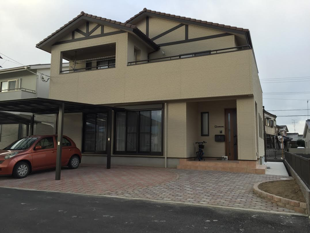 四国中央市で一軒家をリフォームした家の写真