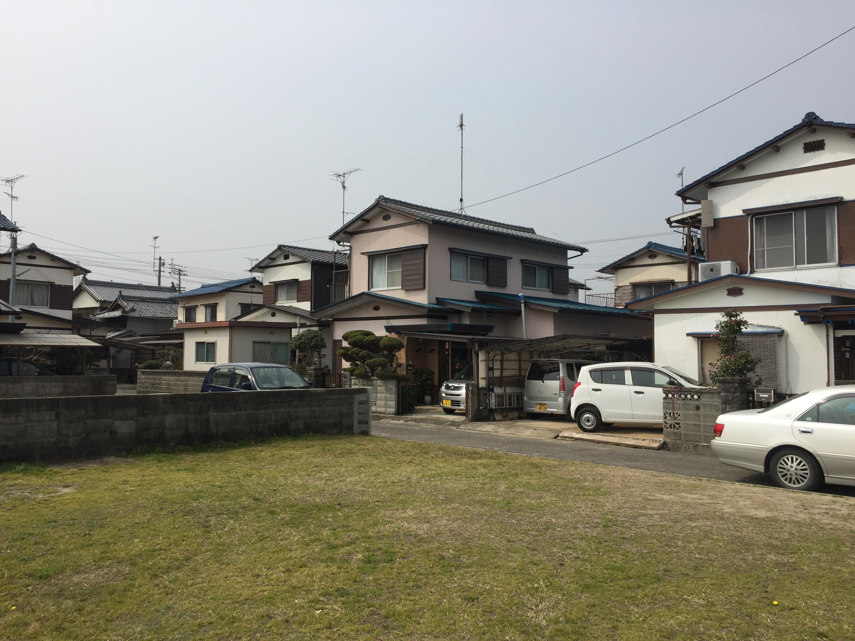 西条市で新築住宅を建てる土地の写真