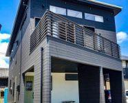 西条市で木造住宅の外観写真