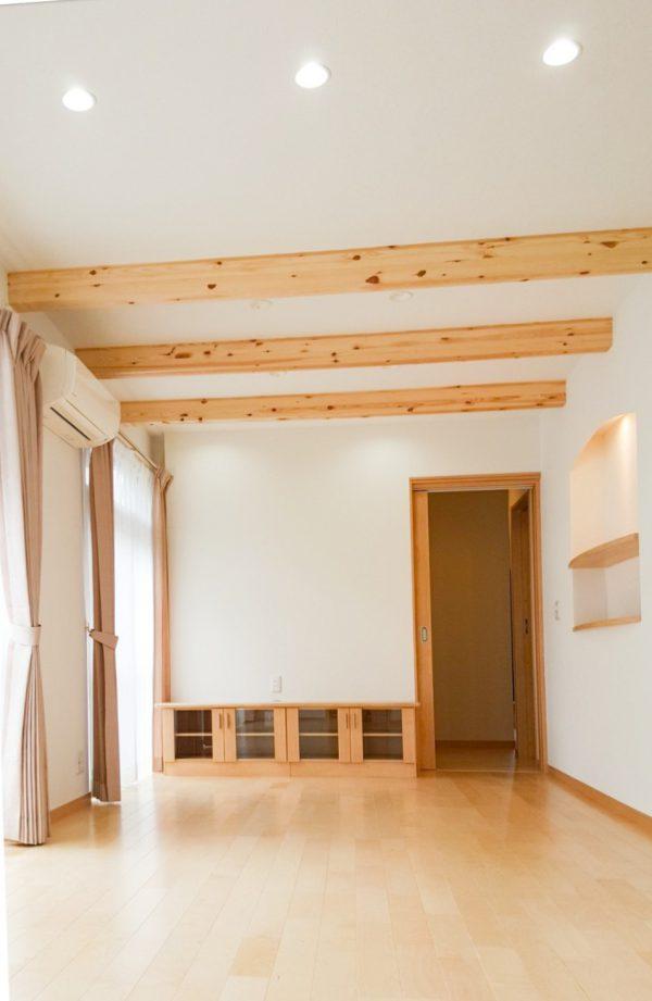 新居浜市で浴室リフォームしたお家の内装写真