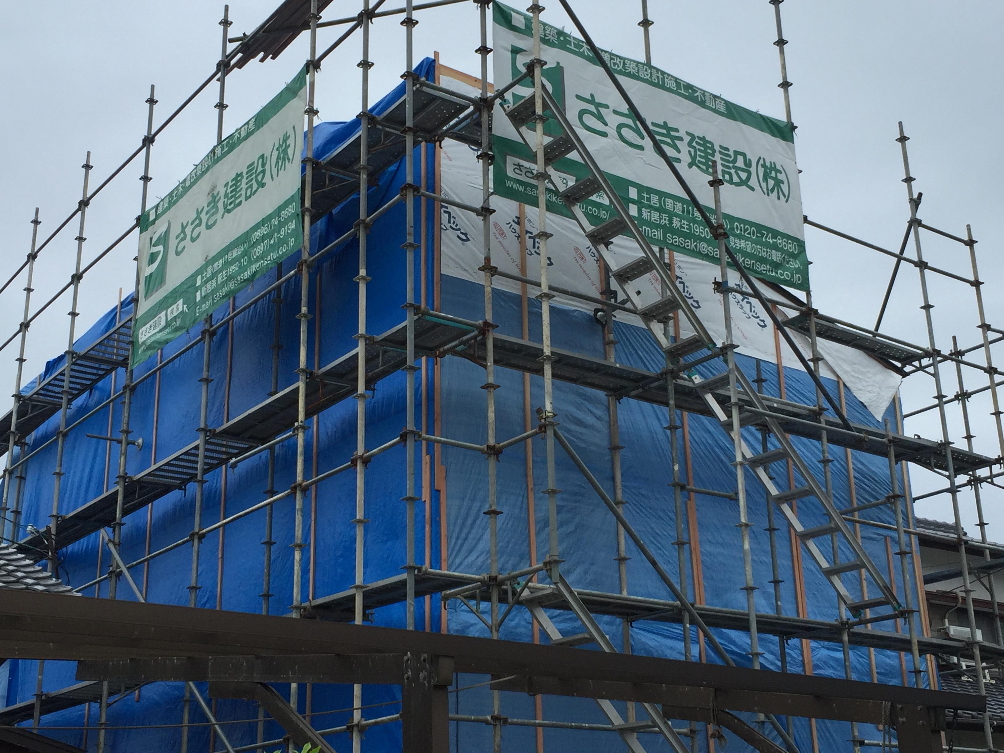 新居浜市で増築費用のお家写真
