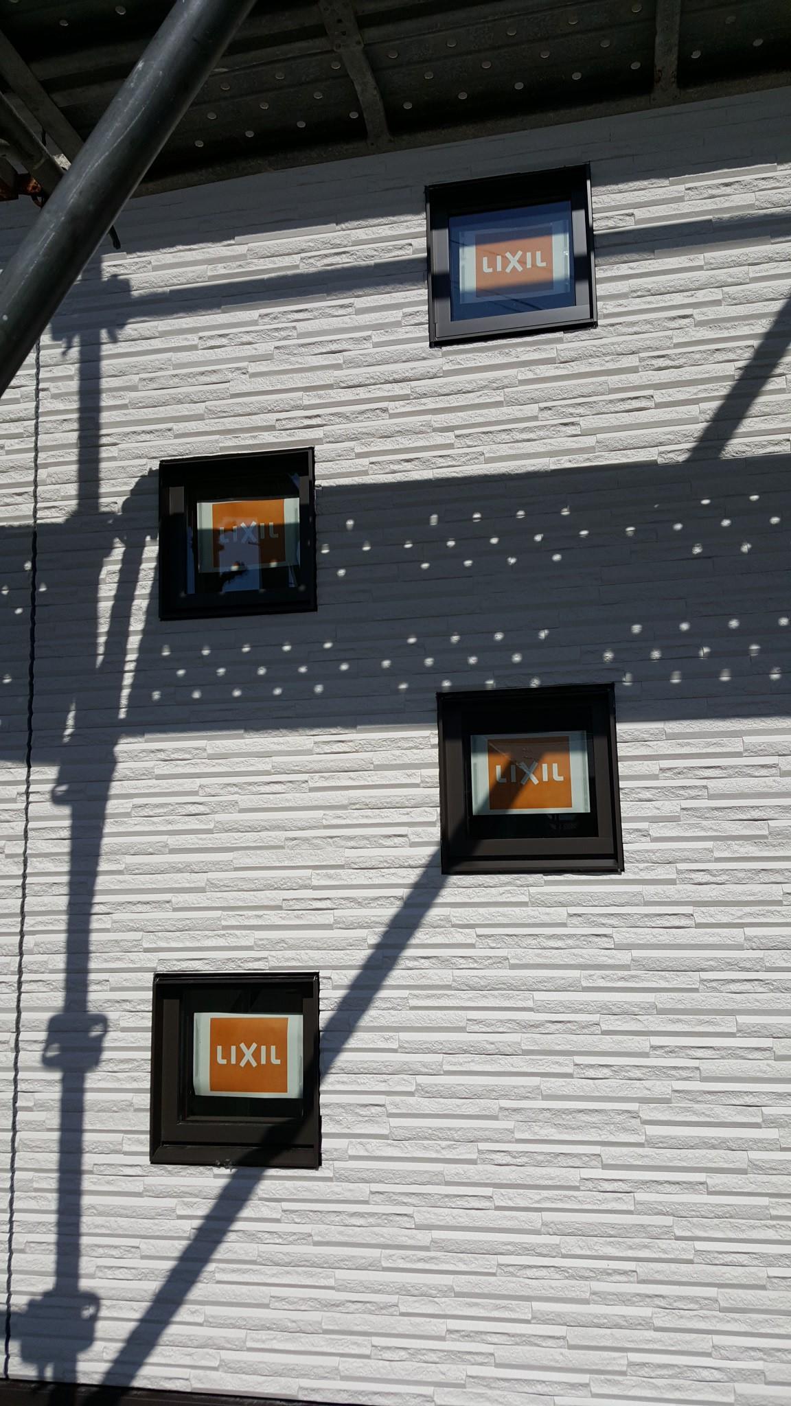新居浜市で住宅新築の現場写真
