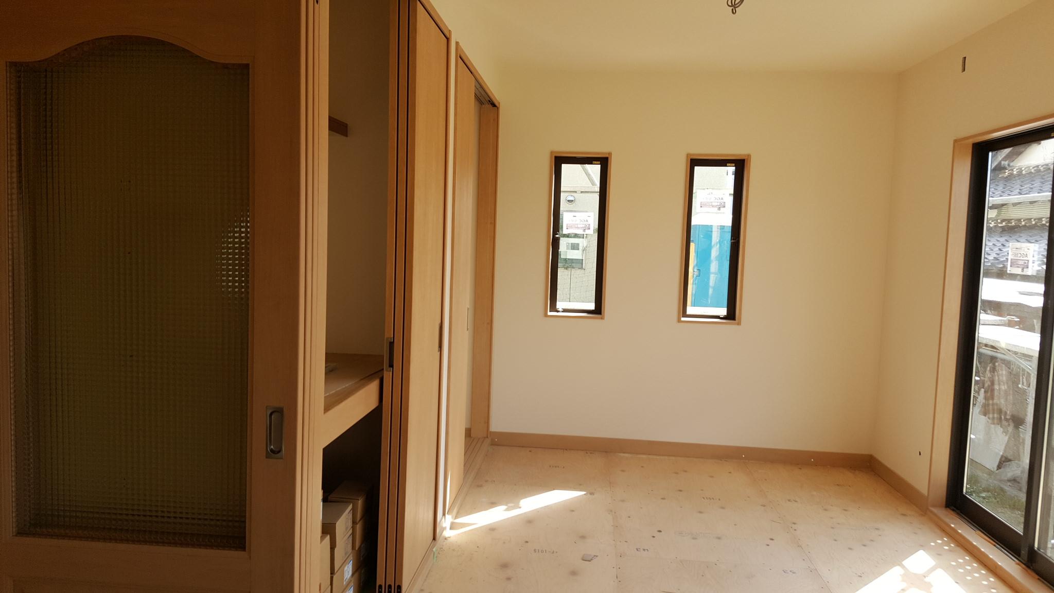 四国中央市で新築間取りの部屋写真