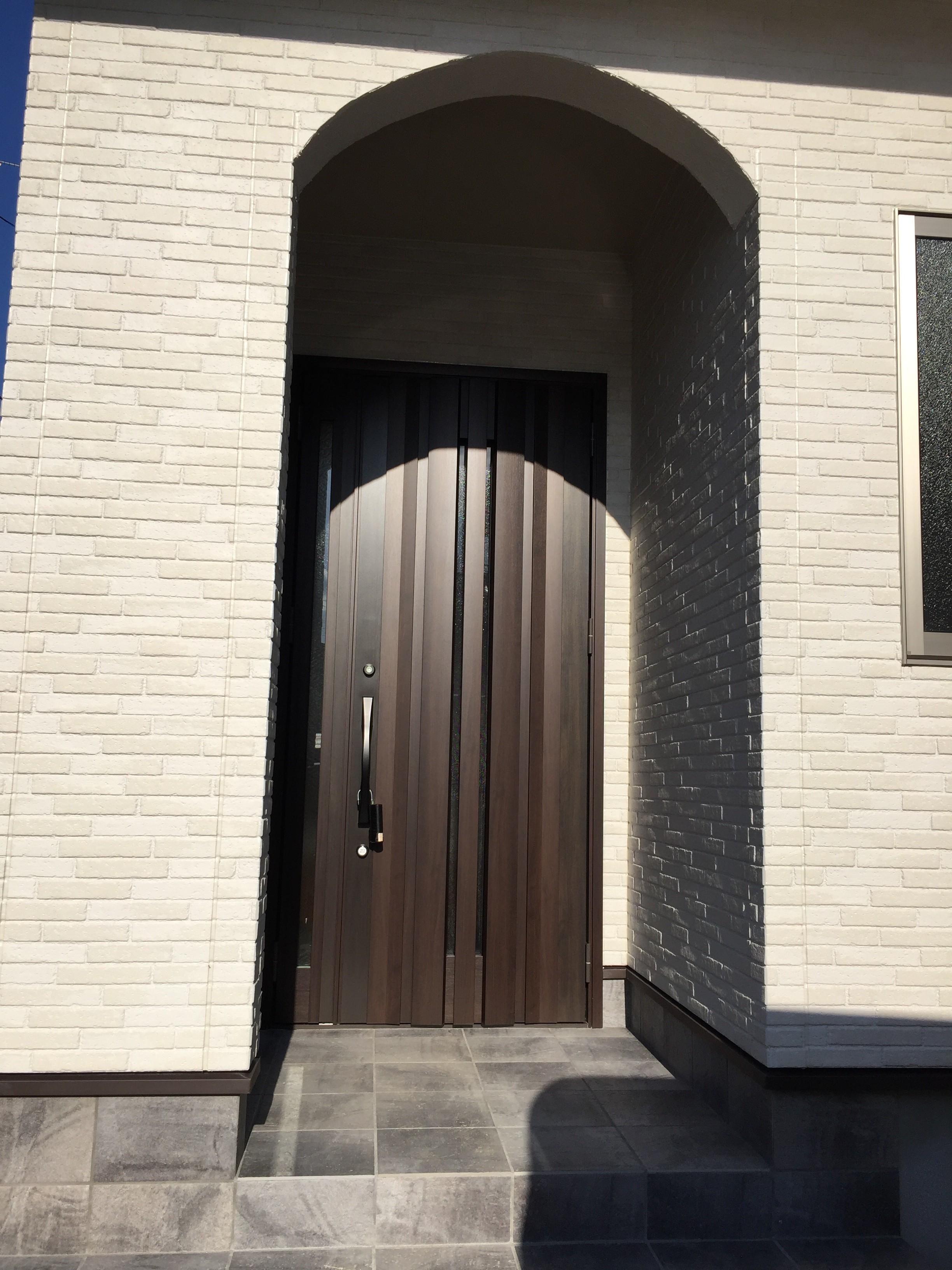 新居浜市でマイホーム購入のドア写真