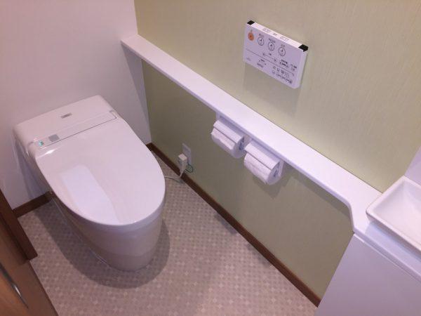 新居浜市で一軒家のトイレ写真