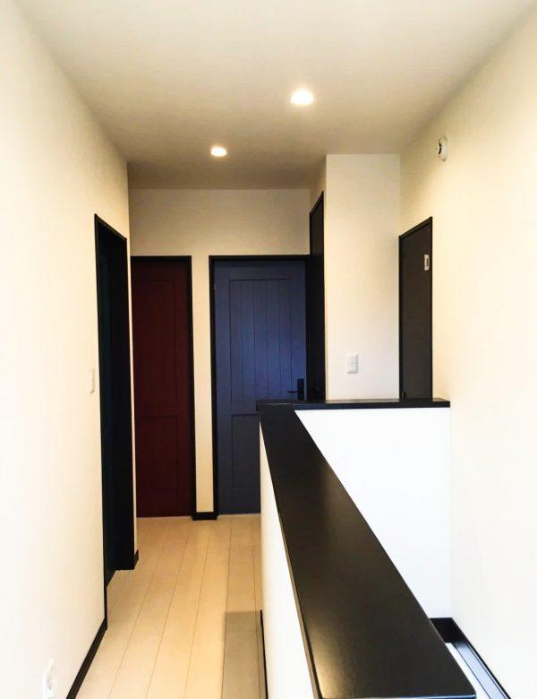 西条市で一戸建ての二階の写真