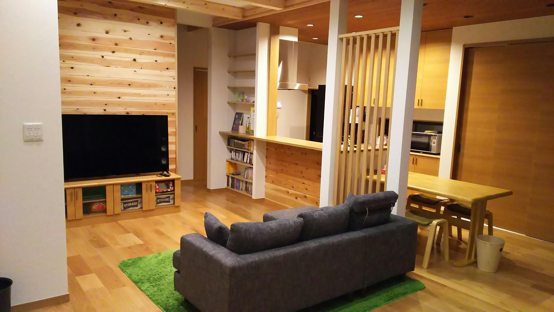 四国中央市で家を買った写真