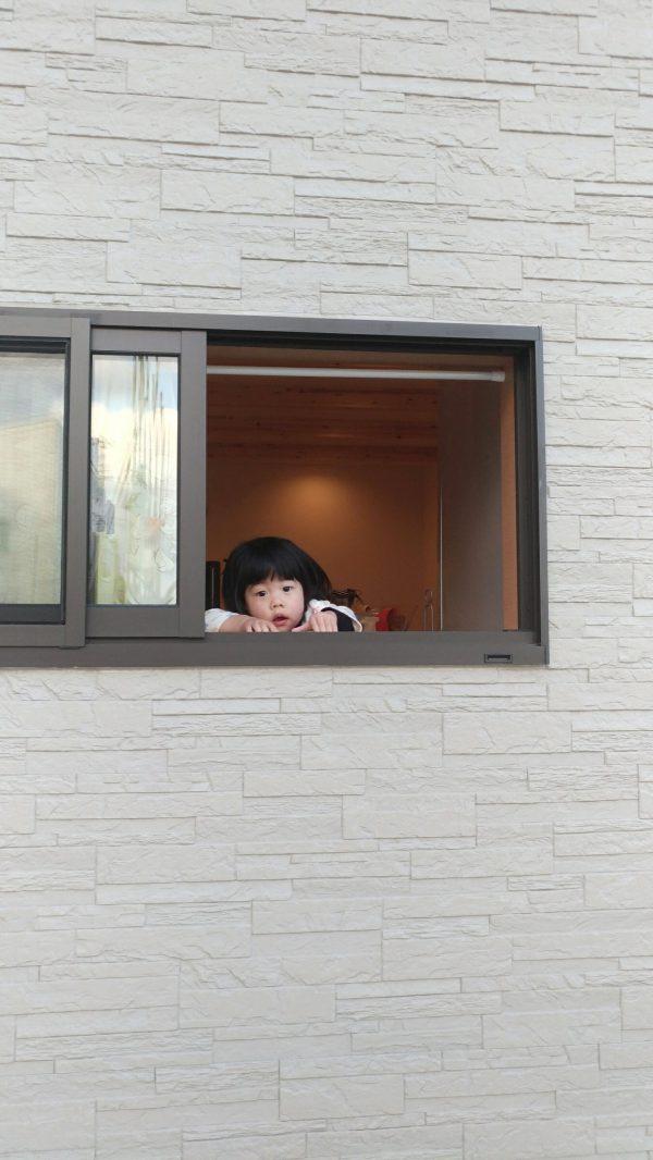 四国中央市で家事動線の家の外観写真