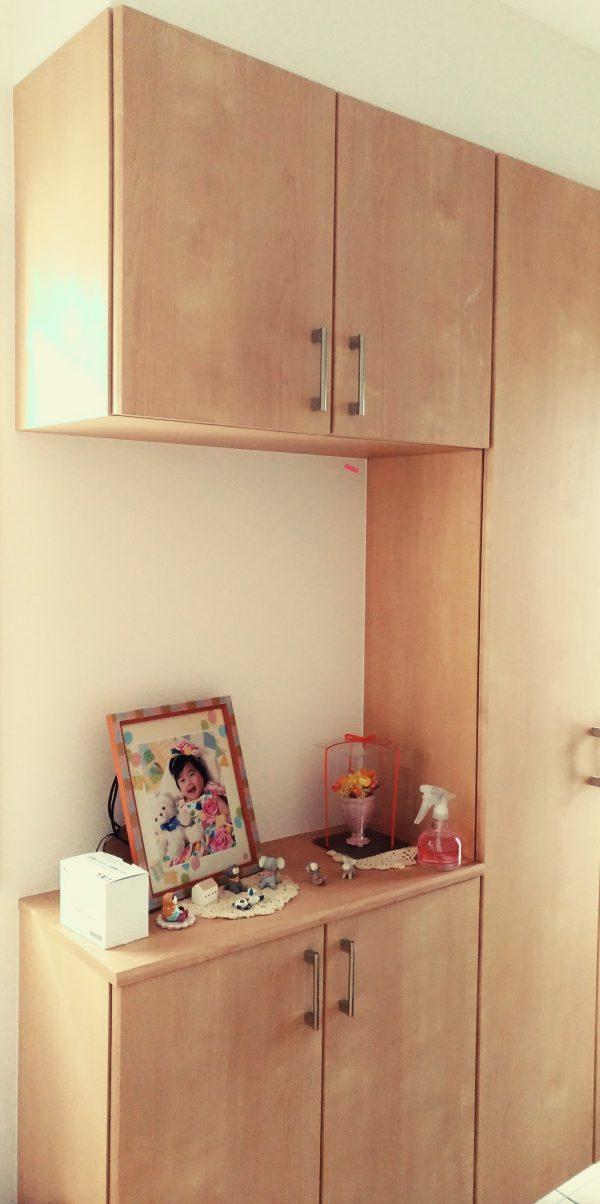 西条市で新築の家の内装写真