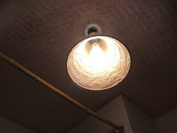 新居浜市で家を買った照明写真