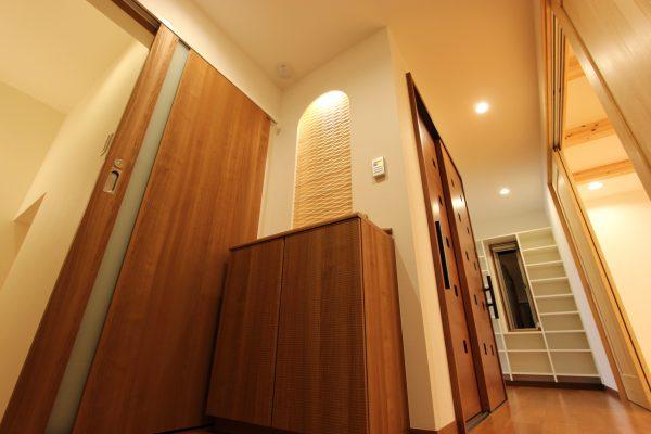 西条市で家の価格の内装写真