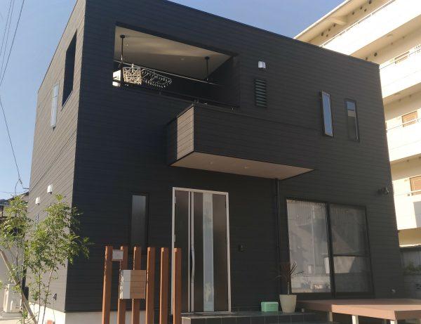 新居浜市で工務店が建てた家の写真