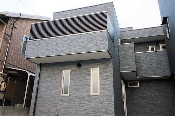 新居浜市で平屋の家の外観写真
