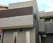 西条市でエコ住宅の外観写真