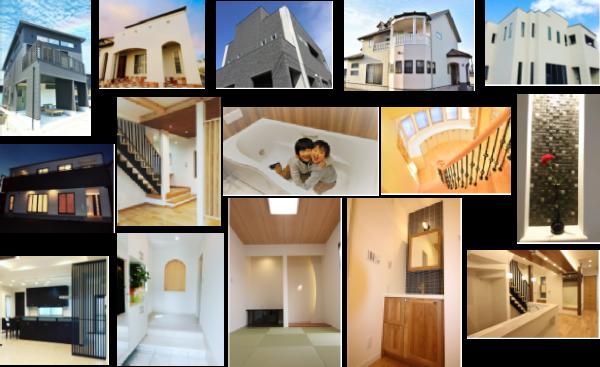 新居浜市で注文住宅の写真