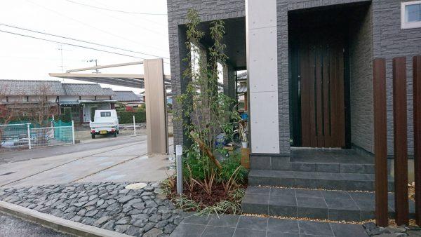 四国中央市で土地探しからの家の写真
