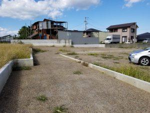 四国中央市でオシャレな家が建つ土地写真