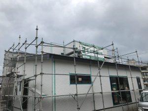 西条市で住宅ローンを組んで建てた家写真