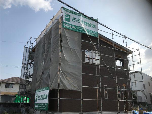 四国中央市でマイホームの写真