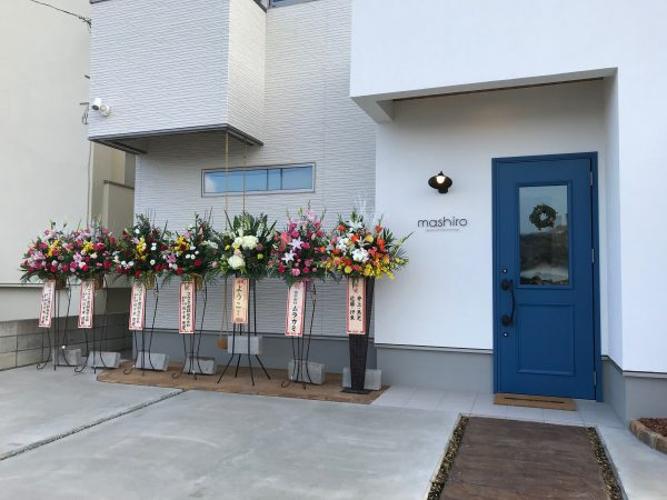新居浜市で工務店が建てた家写真