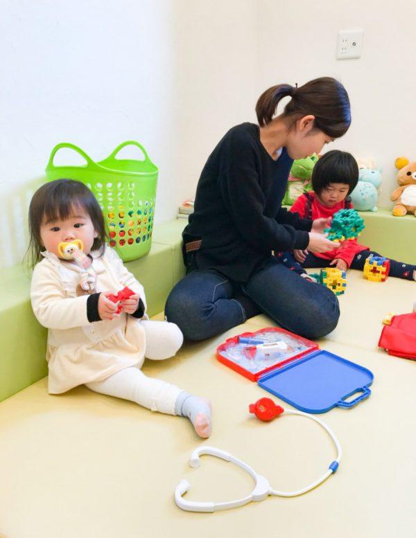 新居浜市で家づくりを検討中の子供の写真