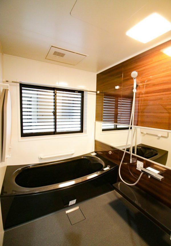 西条市で風呂リフォームの写真