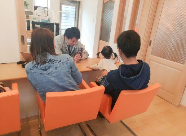 四国中央市で暖かい家を建てるお客様の写真