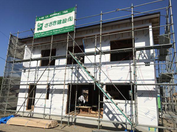 四国中央市で家の設計の写真